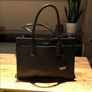 Kate Spade Black Medium Size Purse